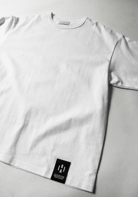 """NU:STANDARD"" Big T-Shirt WHITE"