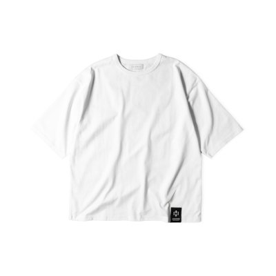 """NU:STANDARD"" Big T-Shirt WHITE"