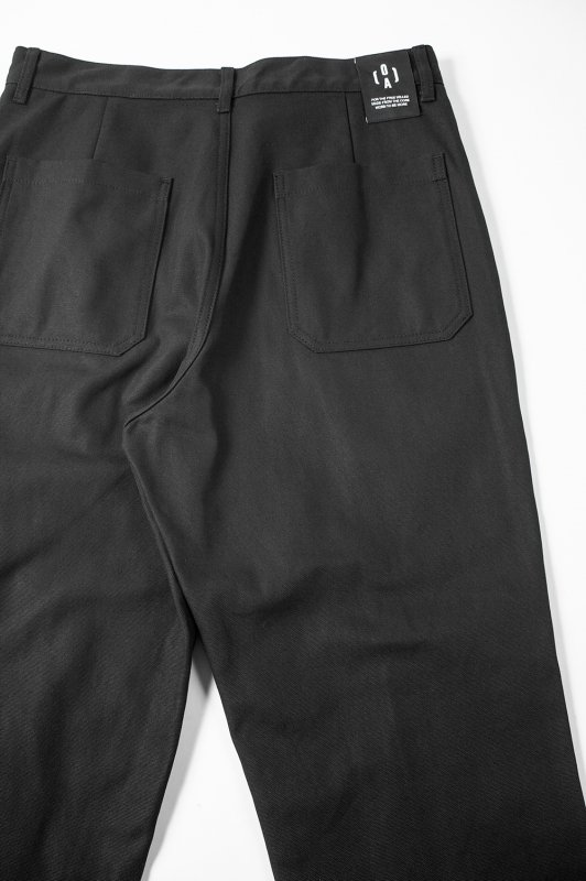 """HUMANITY"" Pants BLACK"