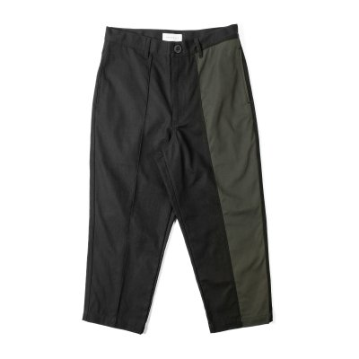 """HUMANITY"" Pants BLACK"