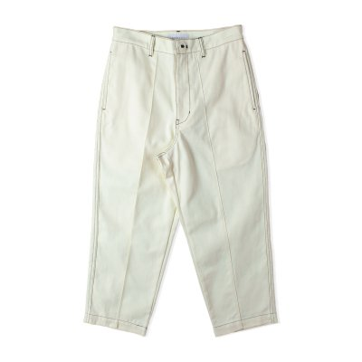 "【 15%OFF 】""HUMANITY"" Pants WHITE"