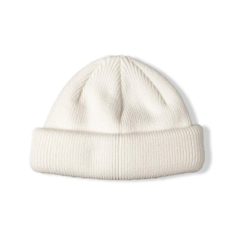 """""""NU-STANDARD"""" Knit cap IVORY"""