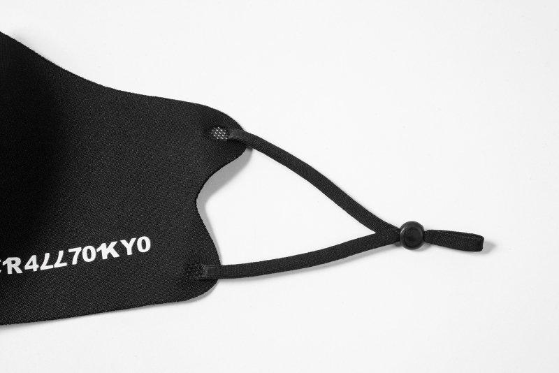 """""""OVERALLTOKYO"""" Logo Mask(3枚セット)"""