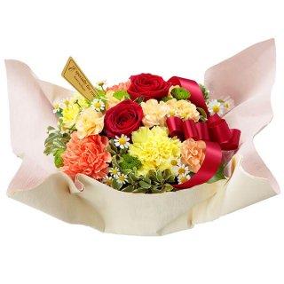 お花いっぱいアレンジメント