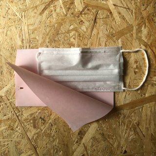 03_簡易マスクケース(紙製) 100枚セット