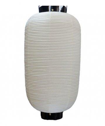 長型提灯(和紙)六長(φ38×78cm)