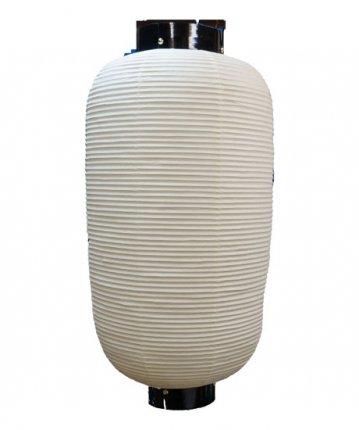 長型提灯(和紙)八長(φ45×95cm)