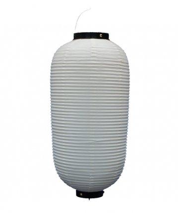 長型提灯(ビニール)九長(φ24×51cm)