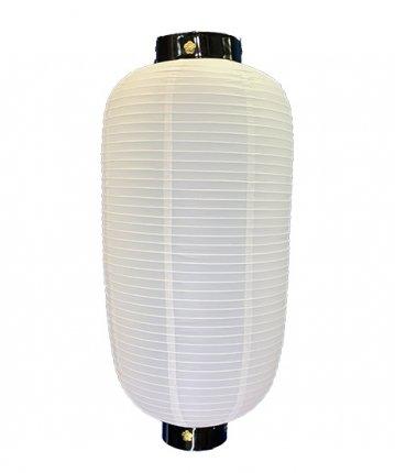 長型提灯(ビニール)大寸九長(φ28×61cm)