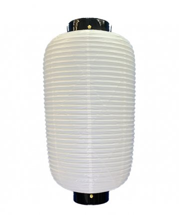長型提灯(ビニール)八長(φ47×90cm)