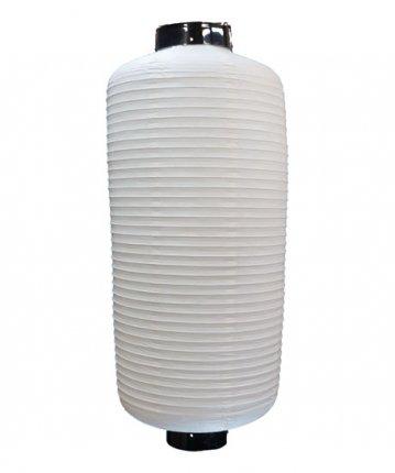 長型提灯(ビニール)大看板(φ50×117cm)