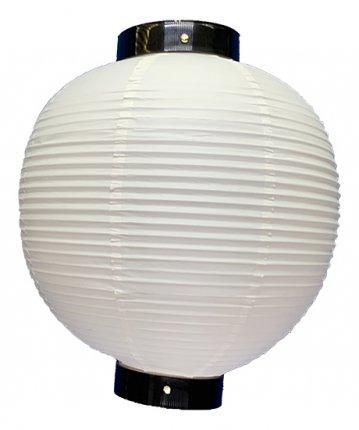 丸形提灯(ビニール)尺二丸(φ35×44cm)