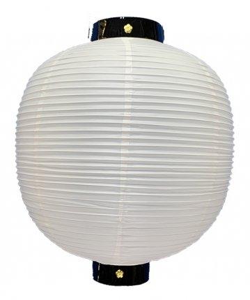 丸形提灯(ビニール)尺五丸(φ42×51cm)