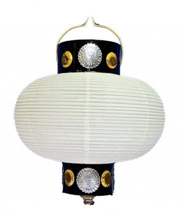 かぶら型提灯(和紙)尺カンス(φ29×31cm)