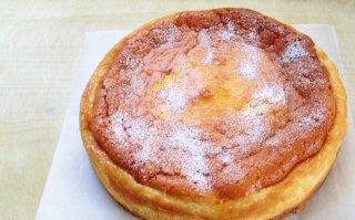 ベイクドクリームチーズケーキ 小サイズ 直径13cm