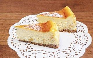 【季節限定】レモンのチーズケーキ 小サイズ 直径13cm