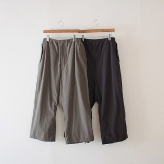 YOKE_MEN'S  MILITARY WIDE EASY OVER PANTS (2 COLORS)