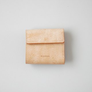 Hender Scheme  clasp wallet (2 COLORS)