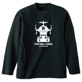 神輿 長袖Tシャツ