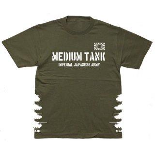 ミディアムタンクTシャツ