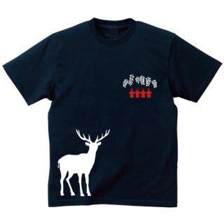白鹿 Tシャツ