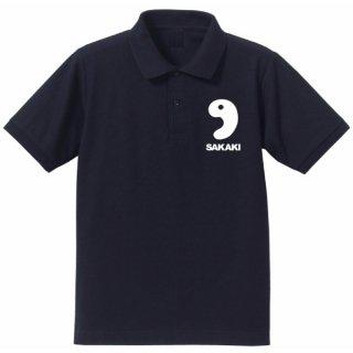 勾玉 ポロシャツ