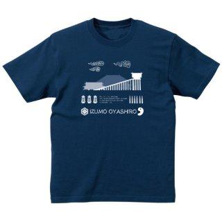 出雲 Tシャツ