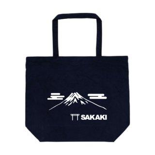 富士山トートバッグ