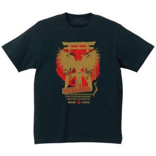 八咫烏(ゴールドver.)Tシャツ