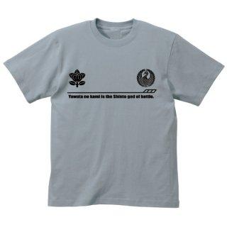 八幡さまTシャツ