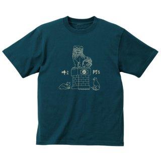 狛猫Tシャツ(旧version)<img class='new_mark_img2' src='https://img.shop-pro.jp/img/new/icons20.gif' style='border:none;display:inline;margin:0px;padding:0px;width:auto;' />