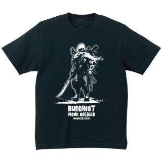 僧兵・壱 Tシャツ