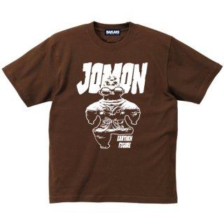 土偶(遮光器土偶) Tシャツ