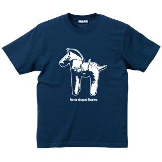 馬形埴輪 Tシャツ