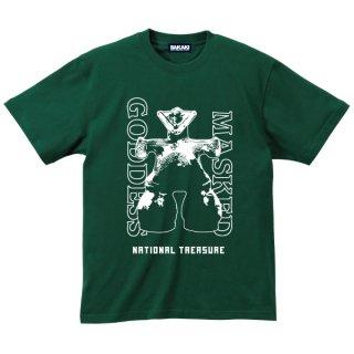 仮面の女神 Tシャツ