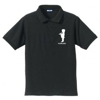 虚無僧 (ワンポイント) ポロシャツ