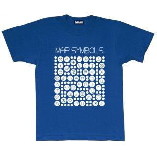 地図記号 国産Tシャツ<img class='new_mark_img2' src='https://img.shop-pro.jp/img/new/icons61.gif' style='border:none;display:inline;margin:0px;padding:0px;width:auto;' />