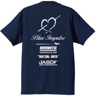 ブルーインパルス(バーティカルキューピッド)Tシャツ