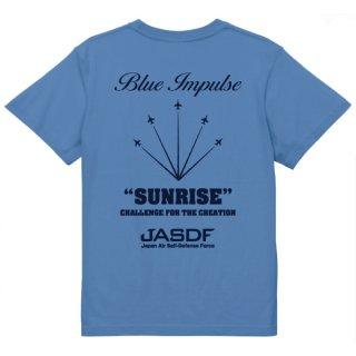 ブルーインパルス(サンライズ)Tシャツ
