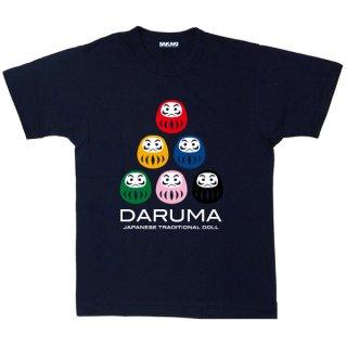だるま 国産Tシャツ<img class='new_mark_img2' src='https://img.shop-pro.jp/img/new/icons61.gif' style='border:none;display:inline;margin:0px;padding:0px;width:auto;' />