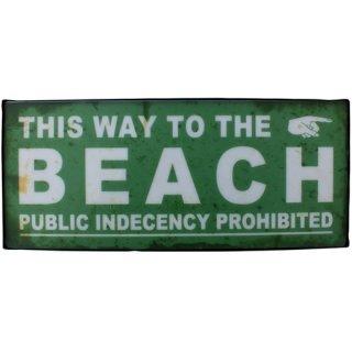 サインライト ビーチ SIGN LIGHT BEACH