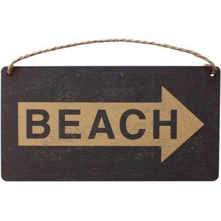 ミニサインボード ビーチ/BEACH MINI SIGN BOARD