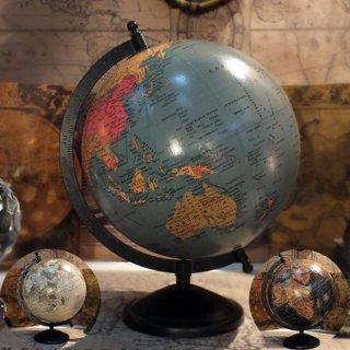 アンティークグローブ(L)地球儀