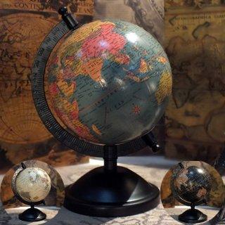 アンティークグローブ(S)地球儀