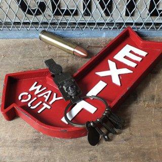 サインデコトレイ EXIT RED(標識トレイ)