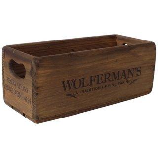 オールドパインボックスA-S WOLFERMAN'S
