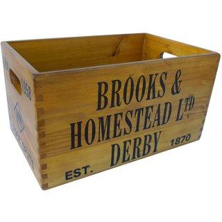 2DOZ.ボックス (木箱) Homestead