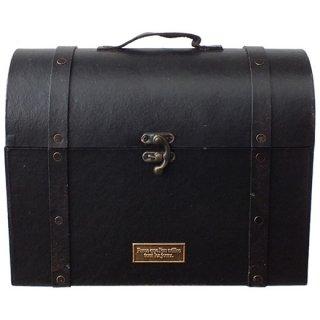 Creer クレエ パピエ ホビーボックス PEPAR BOX ブラウン
