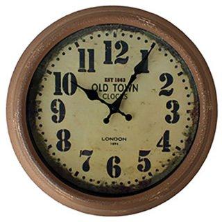 アンティーク壁掛け時計 O.F CLOCK06 LR-01