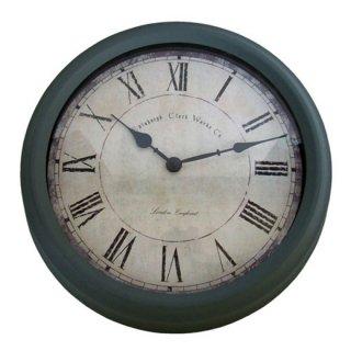 アンティーク壁掛け時計 O.F CLOCK ZR-07